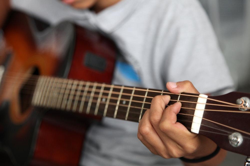 focus accord guitare beleaves studio cours