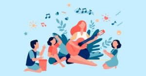 La musique enseignée aux enfants